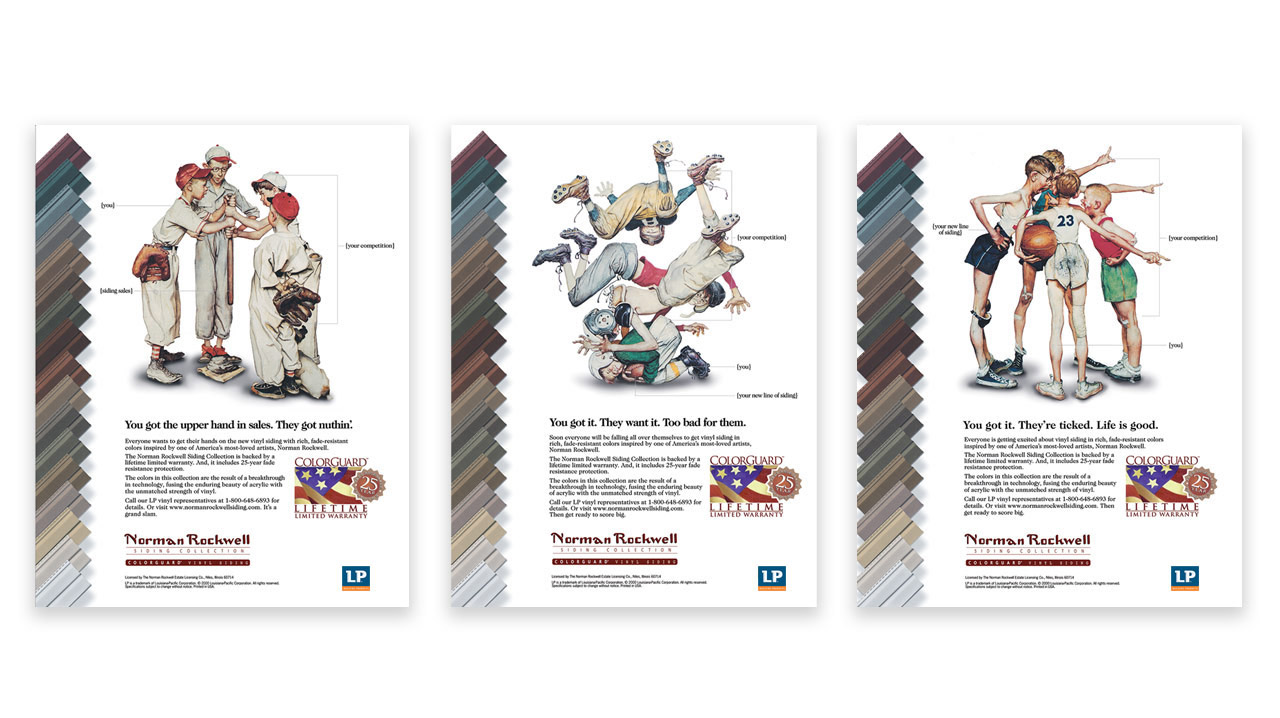 Normal Rockwell Siding Brand Positioning Case Study