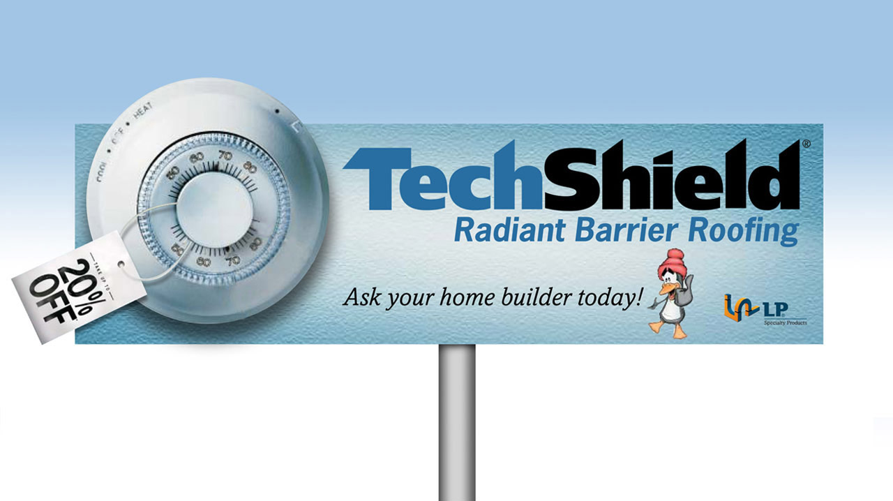 TechShield Radiant Barrier Roofing Brand Positioning Case Study