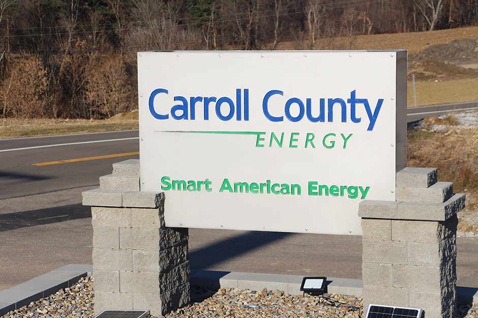 Like a Good Neighbor Carroll County Energy is There for Carrollton